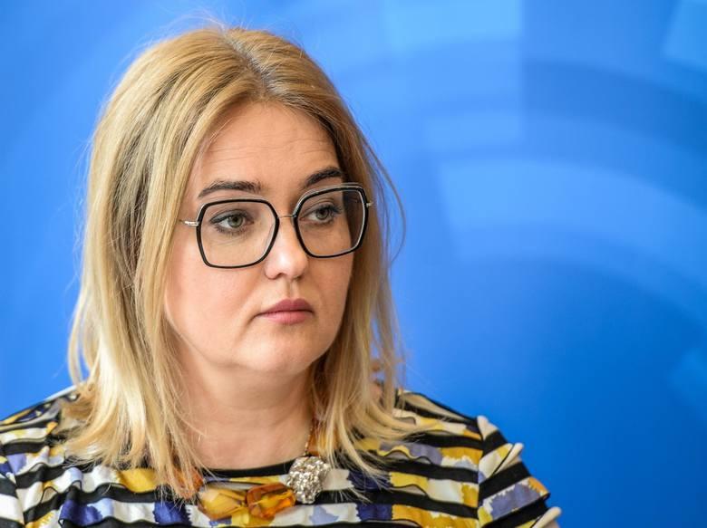 Europosłanka PO Magdalena Adamowicz oskarżona przez prokuraturę o składanie fałszywych zeznań majątkowych wydała oświadczenie