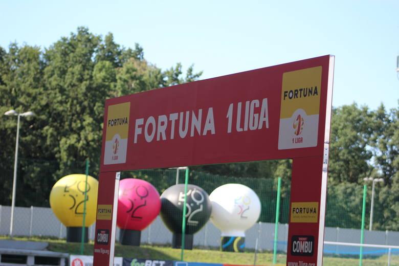 Flesz 14. kolejki Fortuna 1 Ligi. Co działo się na zapleczu Ekstraklasy? Najważniejsze wydarzenia z pierwszoligowych boisk