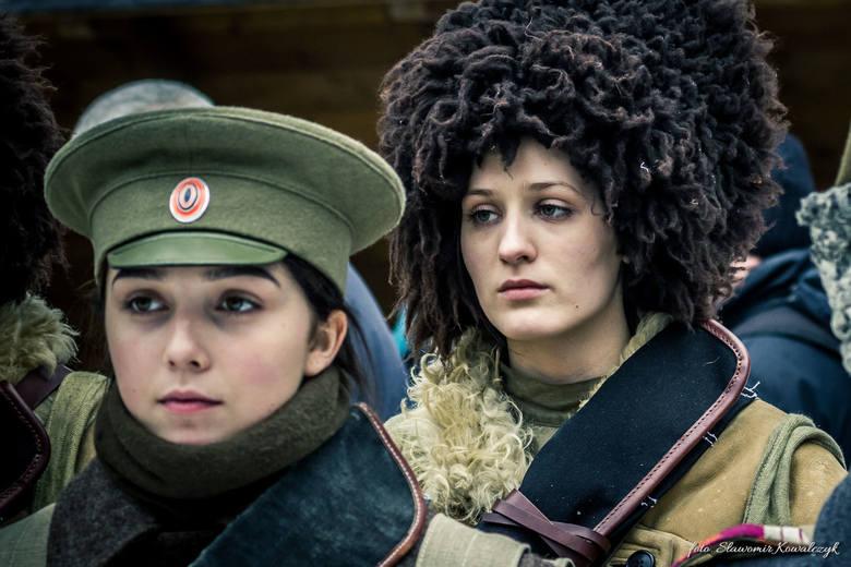 Zimowa bitwa na Mazurach 2019. 100 rekonstruktorów z Polski, Litwy, Niemiec, Rosji i Białorusi w inscenizacji walk z 1915 r.