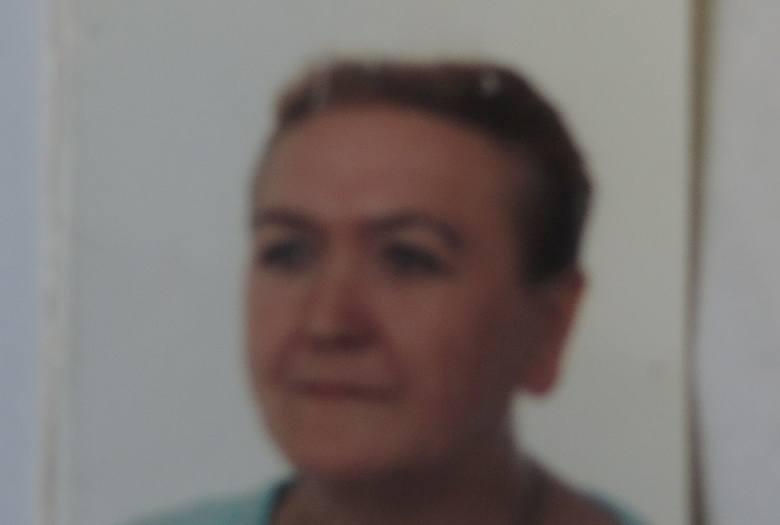 Zaginiona to Helena Eugenia Pardo. Policja nie dysponuje lepszym zdjęciem zaginionej