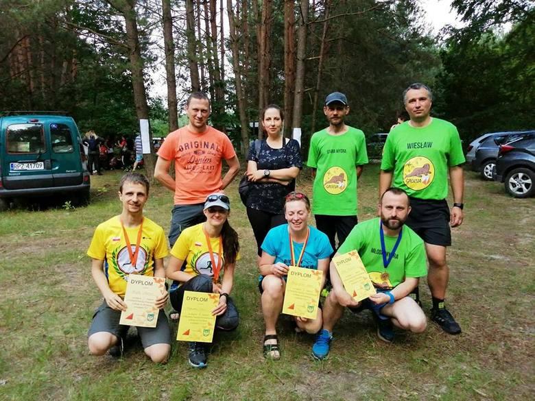 W sobotę 27 czerwca odbyła się impreza o nazwie Puchar Starosty Przeworskiego w Biegu na Orientację. Udział w niej wzięli między innymi zawodnicy Stalowowolskiego