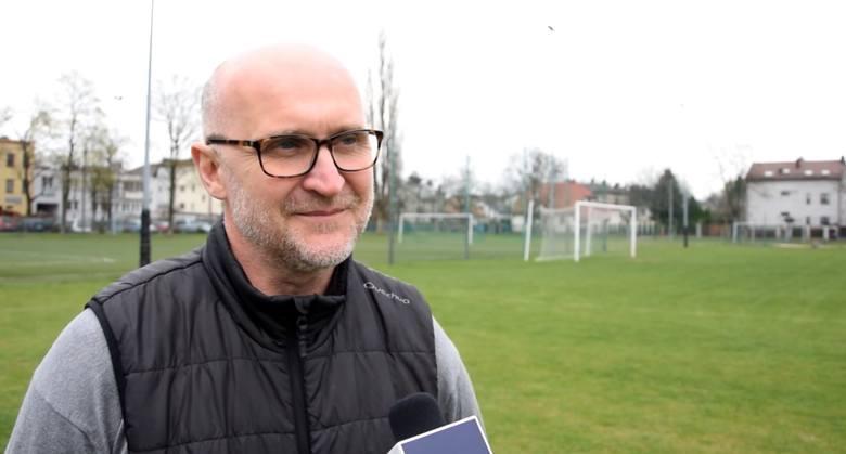 Jacek Cyzio grał w piłkę w latach 80. i 90.