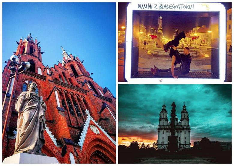 19 sierpnia obchodzimy Światowy Dzień Fotografii. Z tej okazji przygotowaliśmy dla was zestawienie najciekawszych zdjęć Białegostoku na Instagramie.