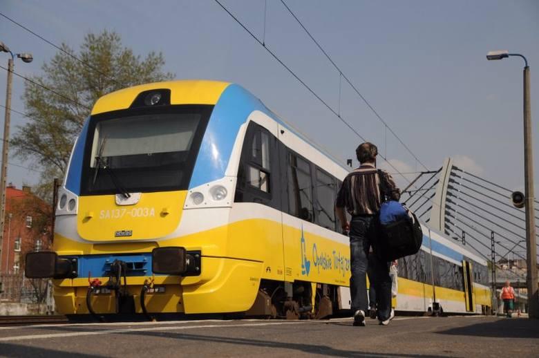 Na liście do likwidacji znalazło się m. in. połączenie Opole - Nysa.
