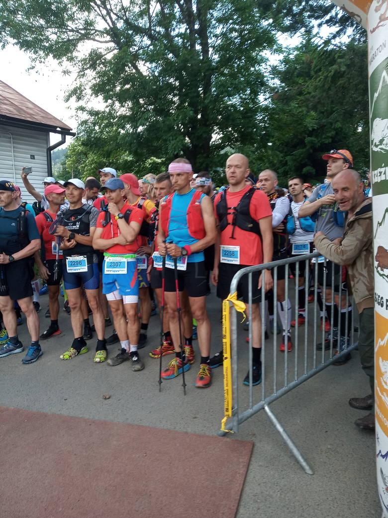 Ostrołęka. Bartosz Pliszka wygrywa Bieg Rzeźnika 2019. Jeden z najtrudniejszych biegów terenowych w kraju