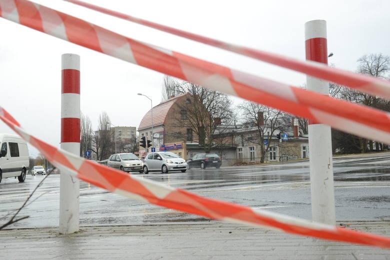 Co dalej z przebudową trasy u zbiegu ulic: Wyszyńskiego, Wojska Polskiego i Zacisza w Zielonej Górze?