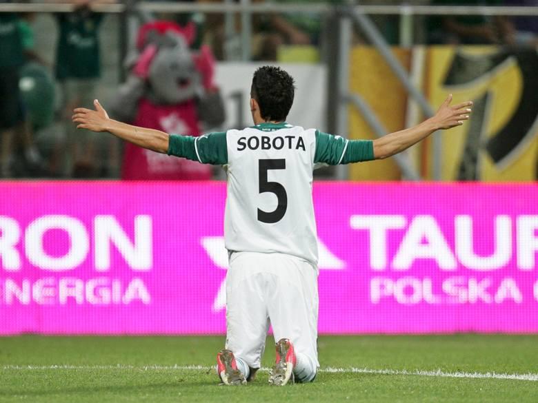Waldemar Sobota w ciągu kilku dni ma zostać piłkarzem Śląska Wrocław - jeśli oczywiście nie wydarzy się nic nieoczekiwanego. Dokumenty nie zostały jeszcze