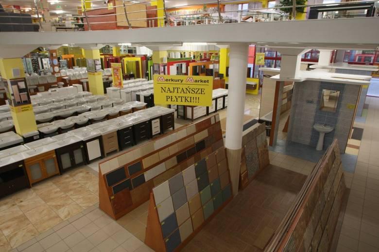 Merkury Market w Kielcach. Zobacz zdjęcia z wnętrz przed otwarciem