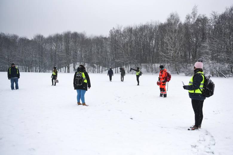 W poszukiwania zaginionego włączyło się bardzo wiele osób z Poznania i Turku, skąd pochodzi Michał Rosiak.