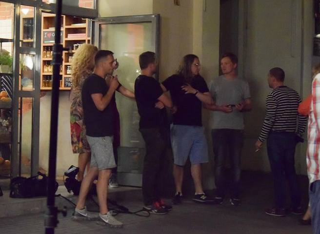 Napad na Magdę Gessler w Łodzi 31.05.2018 Prowadząca Kuchenne Rewolucje zaatakowana na ul. Piotrkowskiej [Zdjęcia, wideo]
