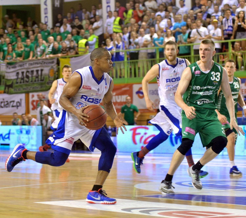 Rosa Radom - Stelmet Zielona Góra. Relacja na żywo z czwartego meczu finału Tauron Basket Ligi ...