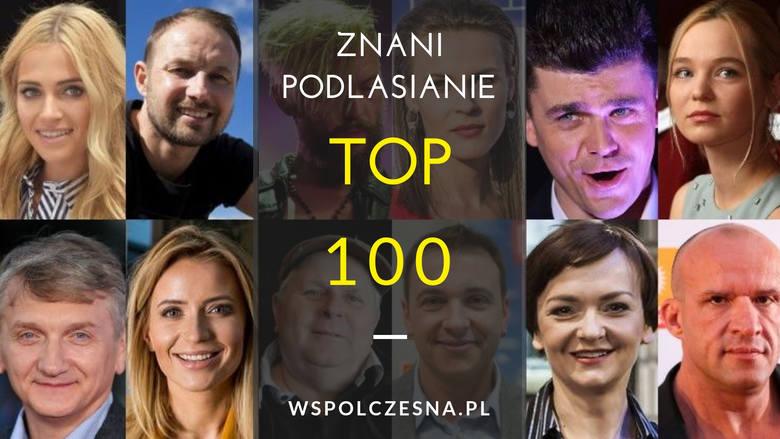 Lista 100 znanych i rozpoznawalnych Podlasian: aktorzy, pisarze, sportowcy, politycy, celebryci [ZDJĘCIA]