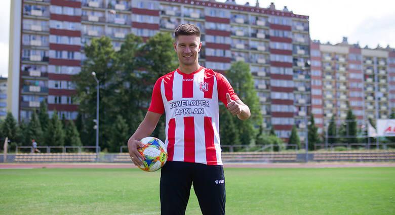 Kamil Radulj podpisał z Resovią 2-letni kontrakt