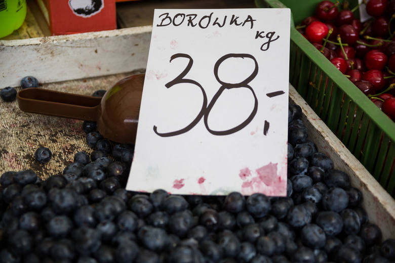 Borówka 38 złZobacz ceny na kolejnych slajdach