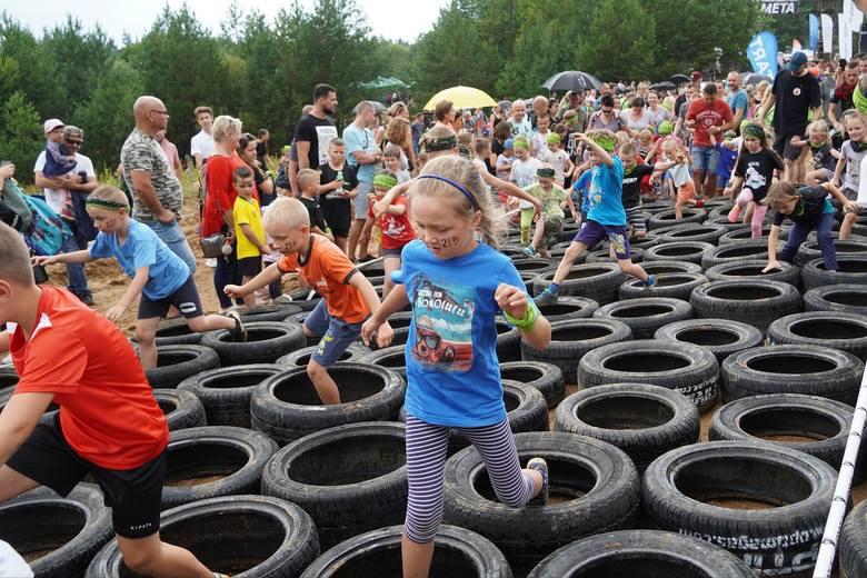 Hero Run Kids 2019 w Ogrodniczkach