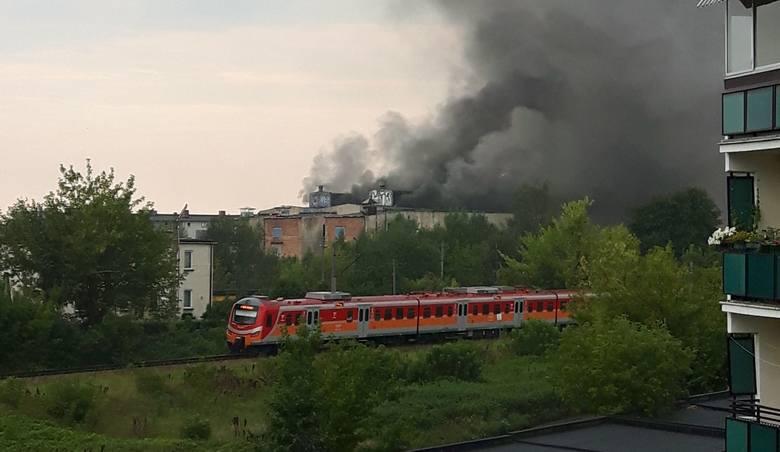W piątek, o godz. 16.38, podlascy strażacy otrzymali sygnał po pożarze na Starosielcach w Białymstoku.