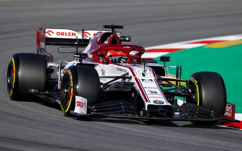 Samochód: C39Kierowcy: Kimi Raikkonen (Finlandia) i Antonio Giovinazzi (Włochy)Kierowca rezerwowy: Robert Kubica