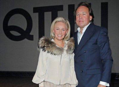 MIEJSCE 19: SOSZYŃSCYMAJĄTEK: 500 mln złSoszyńscy (Dorota i Wojciech Soszyńscy z córką Nicole)Państwo Soczyńscy są większościowymi udziałowcami w spółkach