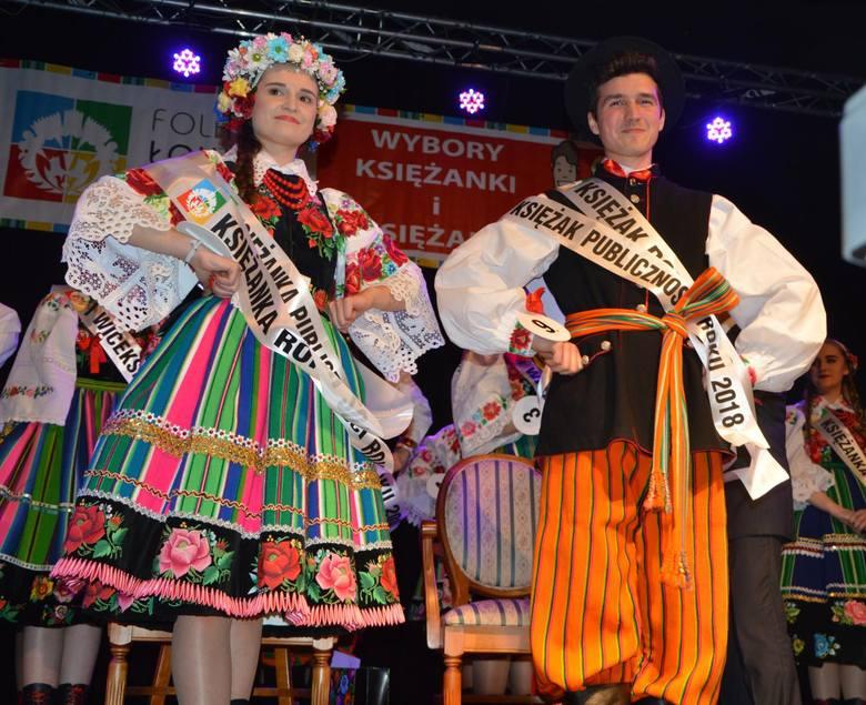 W ubiegłorocznej edycji burmistrzowskiego konkursu na księżacką parę roku wybrani zostali Anna Czubik z Klewkowa i Przemysław Kaczor z Błędowa