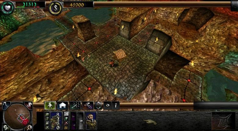 Klaustrofobiczne lokacje, system zarządzania kolonią, pokonywanie wrogów i wysoki poziom trudności. Dungeon Keeper był nieco inną strategią od tych dostępnych