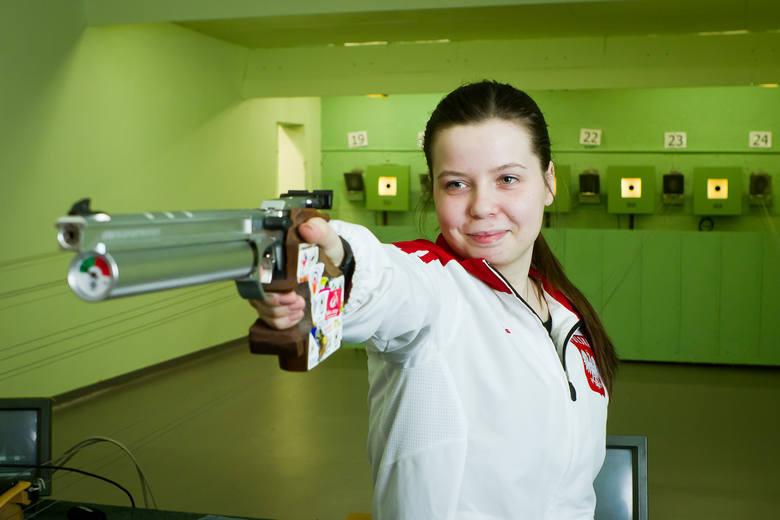Klaudia Breś w debiucie na igrzyskach zajęła 23. miejsce