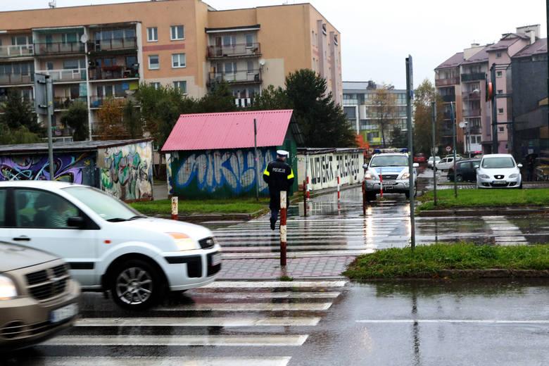 Nowy Sącz: Mieszkańcy chcą poprawy bezpieczeństwa na ul. 1 Brygady