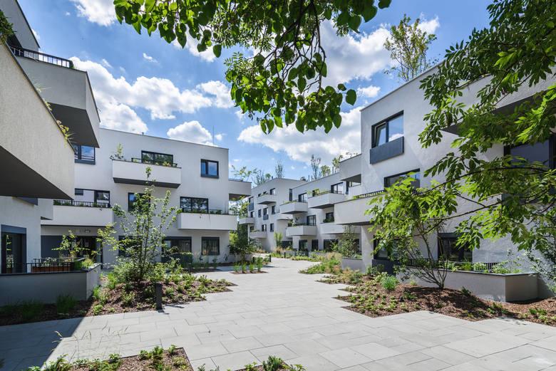 Mieszkania gotowe do odbioru - Trójpole na poznańskich Winiarach