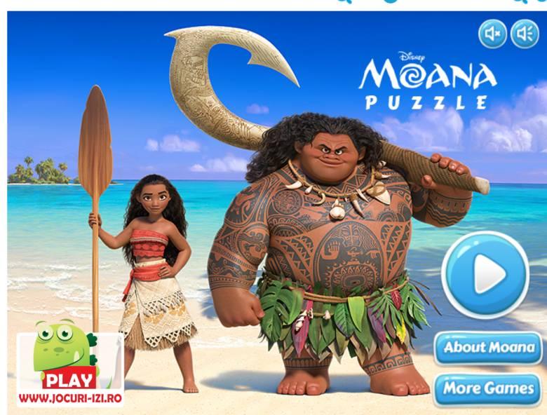 Gry Vaiana – produkcje wzorowane na nowym filmie Disney'a