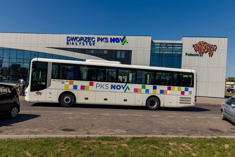 Blisko 9 mln zł z rządowego funduszu na przewozy autobusowe w województwie podlaskim. Wsparcie otrzymało 28 gmin