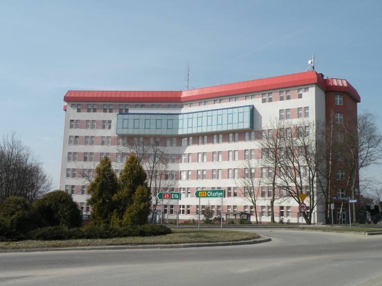 6. Szpital Olmedica w Olecku