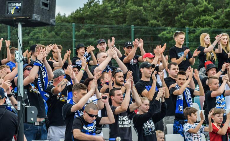 W meczu 28. kolejki I grupy V ligi Zawisza Bydgoszcz pokonał Start Eco-Pol Pruszcz 1:0. Jedynego gola strzelił Krzysztof Urtnowski w 78. minucie. W bydgoskim