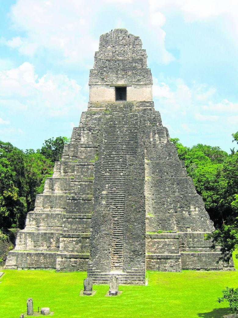 Ruiny Majów były w filmie bazą rebeliantów na księżycu Yavin