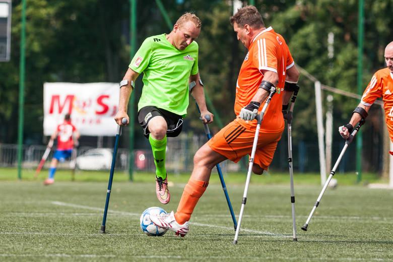 Amp futbol rozwija się w Polsce w imponującym tempie. Reprezentacja kraju to obecnie siódma drużyna na świecie.