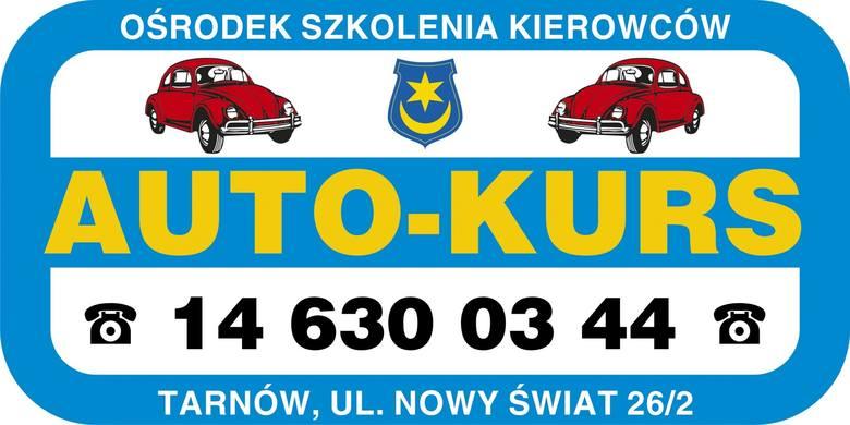 Kategoria: Szkoła jazdy RokuOśrodek Szkolenia Kierowców Auto Kurs M. Kociara  J. Taraszka spółka jawna w TarnowieSzkołę jazdy Marek Kociara ze swoim