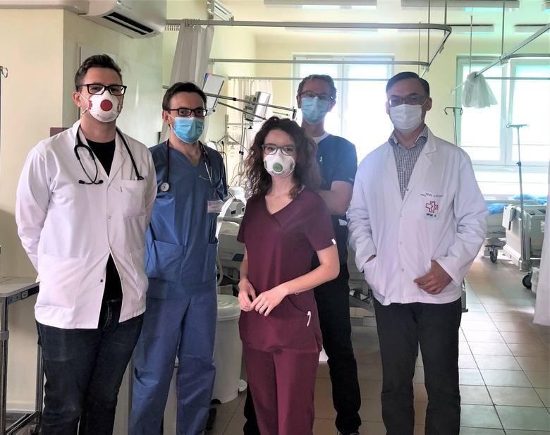 Mimo epidemii lekarze z SPSK4 w Lublinie wykonali więcej zabiegów ratujących pacjentów z udarem