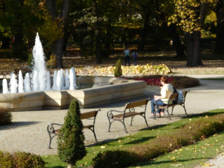 Pabianice Koronawirus. Kiedy włączone będą fontanny? ZDJĘCIA