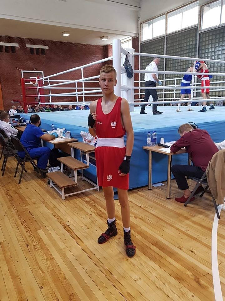 Gabriel Blezień to obecnie nr 1 wśród juniorów na Podkarpaciu