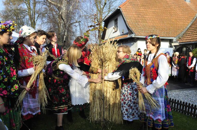 Kraków. W Bronowicach osadzono chochoła [ZDJĘCIA, WIDEO]