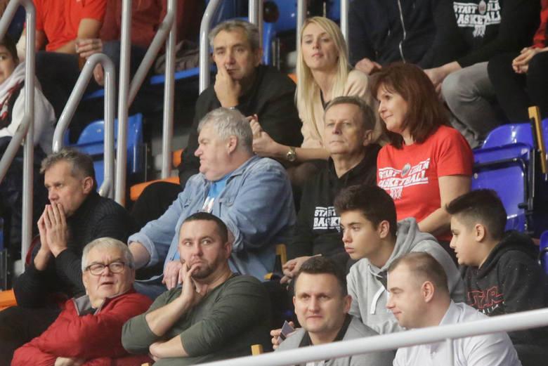 Kibice na meczu koszykarzy Startu Lublin z GTK Gliwice (ZDJĘCIA)