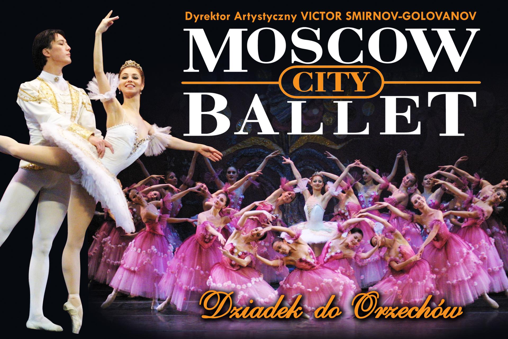 """Bajkowe widowisko baletowe """"Dziadek do orzechów """" w Opolu. ZOBACZ więcej!"""