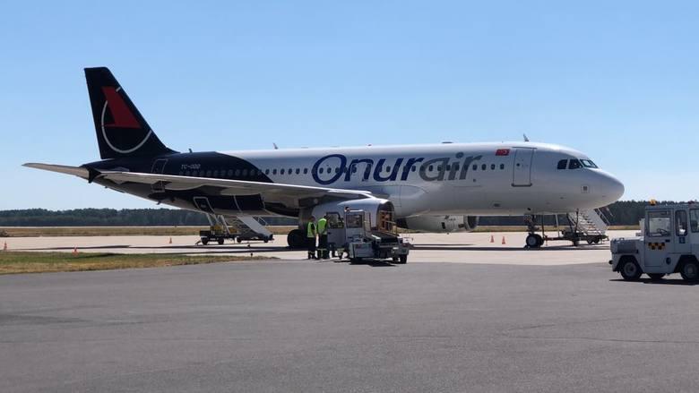 W poniedziałek 24 czerwca, odbył się pierwszy lot czarterowy z Babimostu do Turcji. Tamtejsze wybrzeże to jeden z najpopularniejszych kierunków wśród