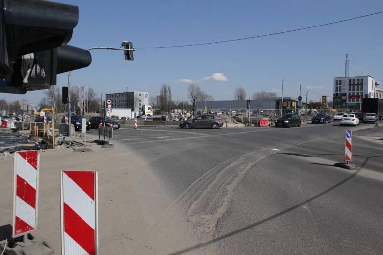 W Katowicach budują drogi dla Galerii Libero. Będą zmiany na DK81 w Katowicach