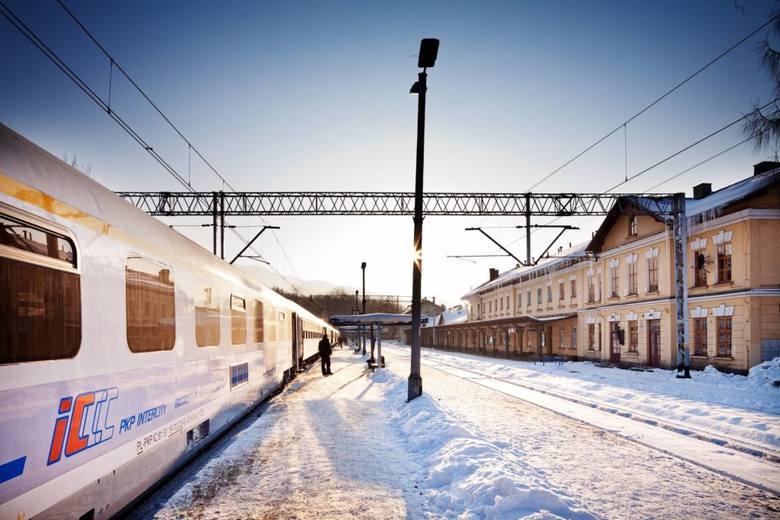 Pociągiem Intercity dojedziemy z Poznania do Zakopanego