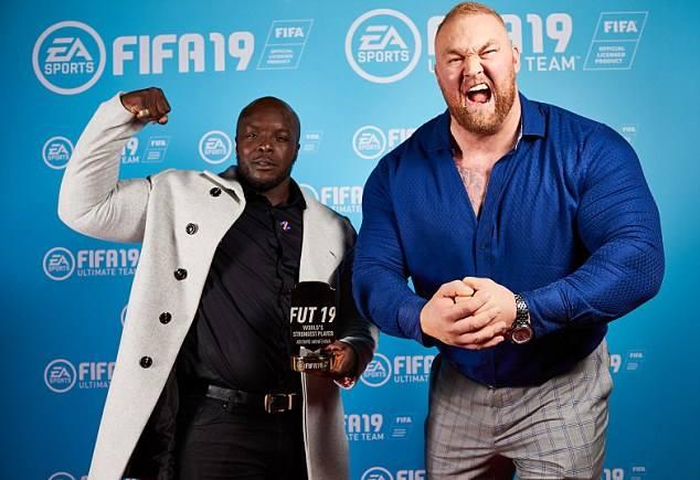 FIFA 19 oceny piłkarzy. TOP 10 najsilniejszych piłkarzy w grze FIFA 19 [FIFA 19 SIŁACZE]