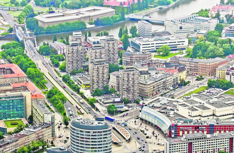 Wrocław należy do tych miast w Polsce, gdzie powstaje najwięcej nowych mieszkań