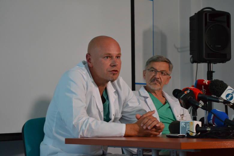 Prof. Adam Maciejewski i jego zespół mają na swoim koncie pasmo medycznych sukcesów