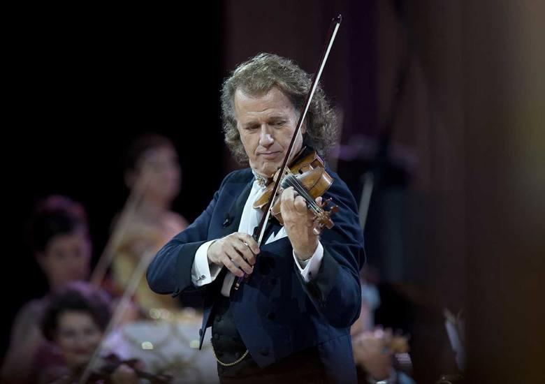 30 maja 2019 r. Tauron Arena zaprasza na koncert André Rieu z Orkiestrą Johanna Straussa.