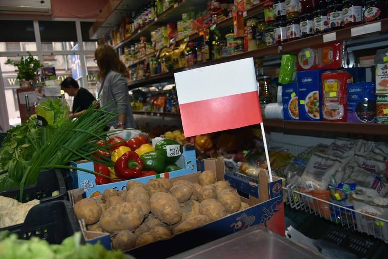Ceny ziemniaków są dwukrotnie wyższe niż przed rokiem.