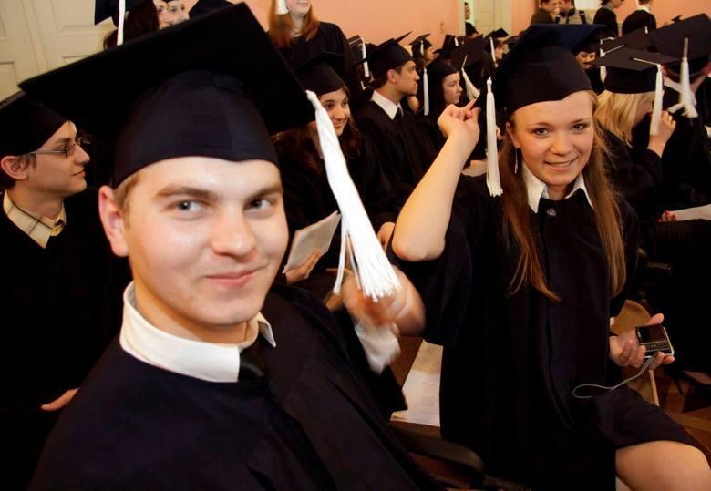 Które kierunki studiów robią furorę?
