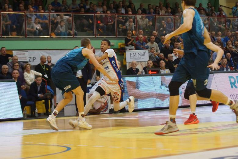 Nowy koszykarz TBV Startu Lublin, Joe Thomasson, ma nie tylko rzucać, ale i kreować pozycje kolegom